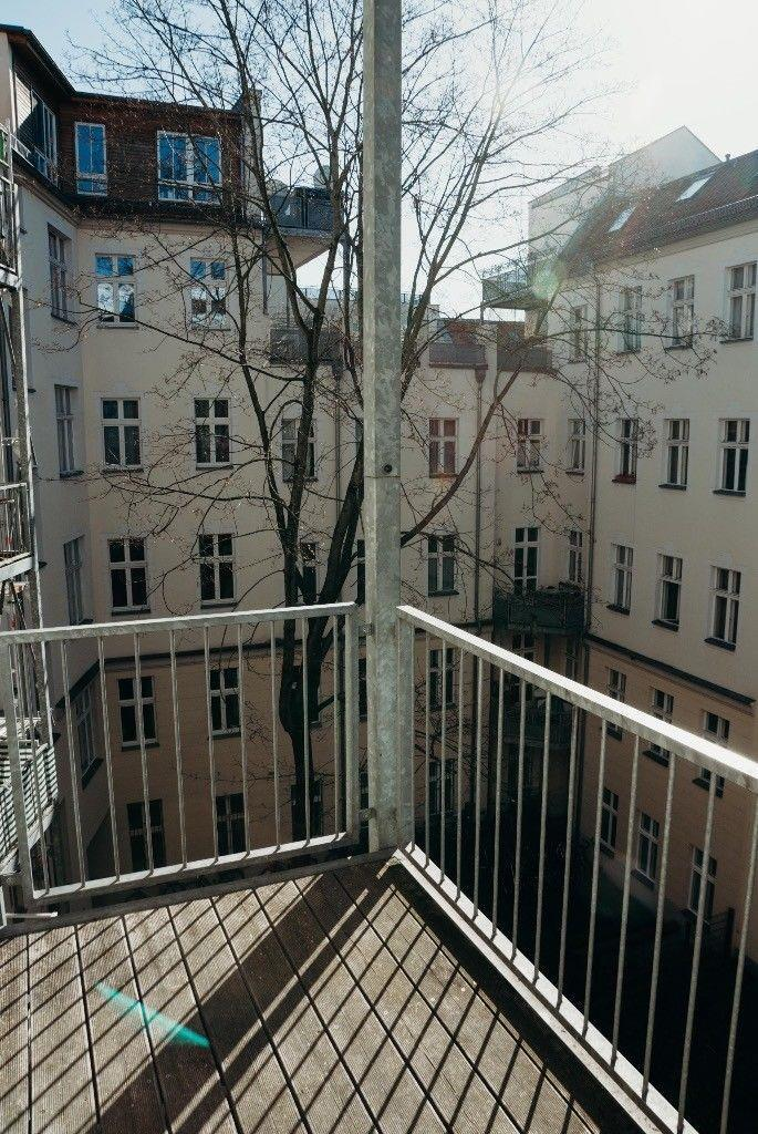 ImmoClub Berlin: Exklusives City-Apartment mit Balkon